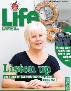 LIFE FRONT ©Media Wales/Trinity Mirror