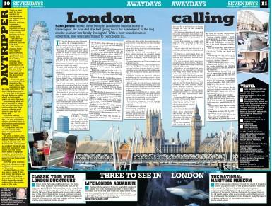 Blog london travel