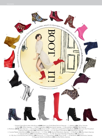 SL Boots