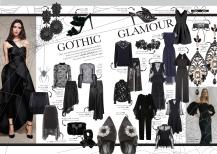 SL Gothic glamour