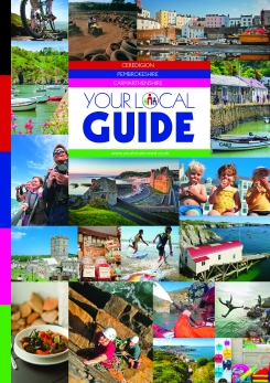 YOUR LOCAL GUIDE 2018 Cover