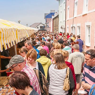 Food Festivals 2018