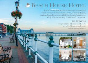 BEACH HOUSE PENARTH