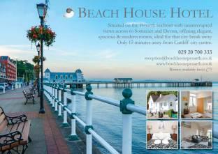 BEACH HOUSE PENARTH