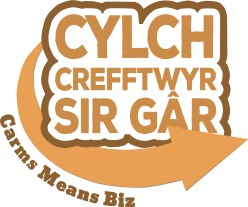 CMB CRAFT WELSH LOGO Stretched