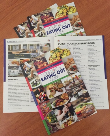 Eating Out Guide 2018