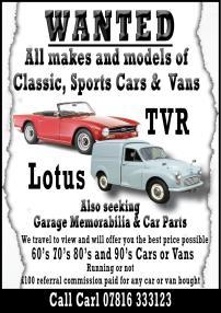 New Classic car ad 2018