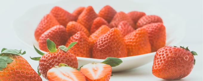 The Health Benefits of Strawberries